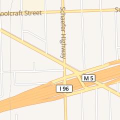 Directions for Mcdonald's Restaurant in Detroit, MI 13676 Grand River Ave