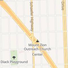 Directions for Shiloh Deliverance Church in Detroit, MI 18350 Schaefer Hwy