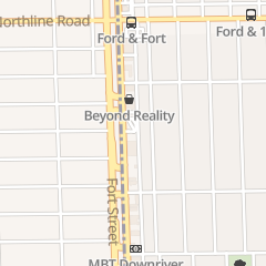 Directions for Checkers in Wyandotte, MI 2291 Fort St