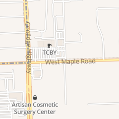 Directions for Grape Leaves Restaurant in Troy, MI 2850 W Maple Rd