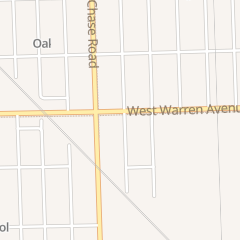 Directions for Khalaf Grill in Dearborn, MI 14507 W Warren Ave