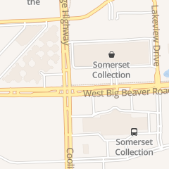 Directions for Ann Taylor in Troy, MI 2800 W Big Beaver Rd Ste M-158
