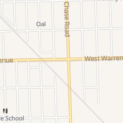 Directions for AL Ajami Restaurant in Dearborn, MI 14633 W Warren Ave