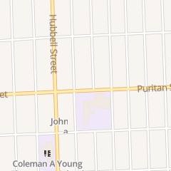 Directions for MT Lebanon Chapel and Church in Detroit, MI 14400 Puritan St