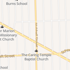 Directions for Clearview Christian Ministries in Detroit, MI 14025 Hubbell St