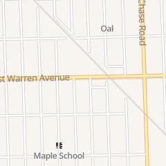 Directions for Mangos Cafe in Dearborn, MI 14927 W Warren Ave