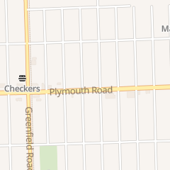 Directions for Plymouth Ministries C.O.G.I.C in Detroit, MI 15144 Plymouth Rd