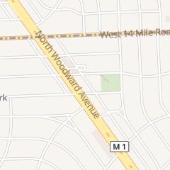 Directions for Falafel King in Royal Oak, MI 32748 Woodward Ave