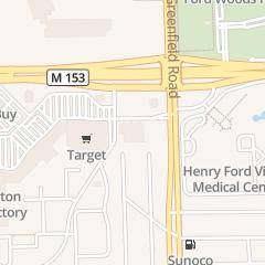Directions for Art Van Furniture in Dearborn, MI 15701 Market Dr