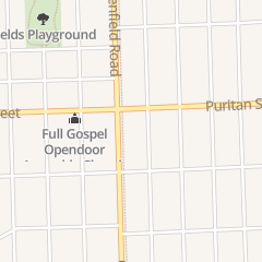 Directions for New Creation Church of the Apostolic Faith in Detroit, MI 15888 Greenfield Rd