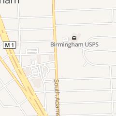 Directions for Village Coney in Birmingham, MI 653 S Adams Rd