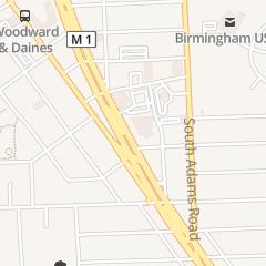 Directions for Bistro Joe's in Birmingham, MI 34244 Woodward Ave