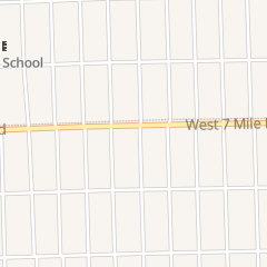 Directions for Evangelist Community Christian Church in Detroit, mi 16305 W 7 Mile Rd