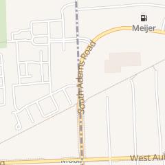 Directions for Macarthur Macarthur & Assoc in Rochester Hills, MI 2731 S Adams Rd Ste 200