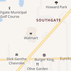 Directions for Walmart Supercenter in Southgate, MI 14900 Dix Toledo Rd