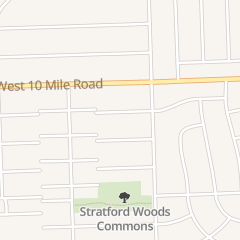 Directions for Church of the Lord Jesus Christ in Southfield, MI 16987 Addison St