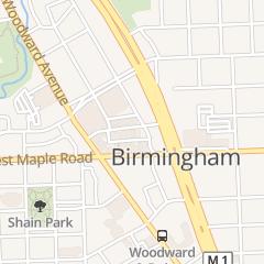 Directions for 400 Hamilton Association llc in Birmingham, MI 400 Hamilton Row