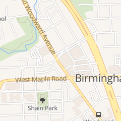 Directions for Bianchis Salon in Birmingham, MI 270 N Old Woodward Ave
