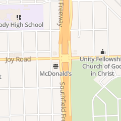 Directions for Mcdonald's Restaurant in Detroit, MI 18137 Joy Rd Ste B