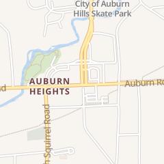 Directions for Auburn Hills Chamber of Commerce in Auburn Hills, MI 3395 Auburn Rd Ste A