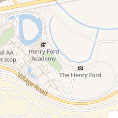 Directions for Henry Ford Museum & Greenfield Village in Dearborn, MI 20900 Oakwood Blvd