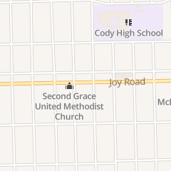 Directions for All Cellular in Detroit, MI 18643 Joy Rd