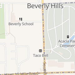 Directions for Beverly Hills Grill in Beverly Hills, MI 31471 Southfield Rd