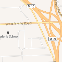 Directions for CATHEDRAL CULTURAL CENTER in SOUTHFIELD, MI 18405 W 9 MILE RD