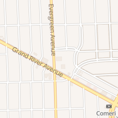 Directions for Murray's O'Reilly Auto Parts in Detroit, MI 16444 Evergreen Rd