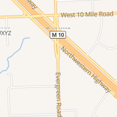 Directions for Tapestry in Southfield, MI 24580 Evergreen