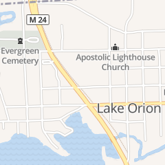 Directions for Forster Bros Orion Investment CO in Lake Orion, MI 120 W Shadbolt St