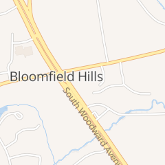 Directions for Bloomfield Nails in Bloomfield Hills, MI 39564 Woodward Ave