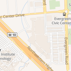 Directions for The Worship Center Network Inc. in Southfield, MI 2000 Town Ctr Ste 1900