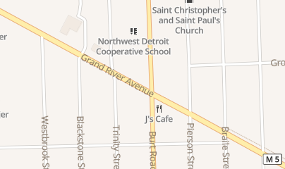Directions for Detroit Wholistic Center in Detroit, MI 20944 Grand River Ave