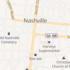 Directions for Nails by Michelle in Nashville, GA 304 S Davis St