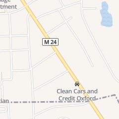 Directions for James Accounting and Tax llc in Oxford, MI 117 S Washington St Ste 2