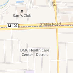 Directions for Northland Roller Rink Inc in Detroit, MI 22311 W 8 Mile Rd