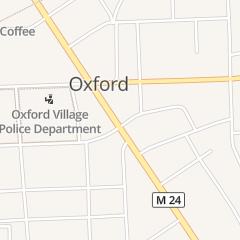 Directions for Michigan Eye Institute in Oxford, MI 53 S Washington St Ste 2