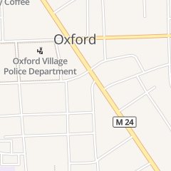 Directions for Davison Veterinary Hospital in Oxford, mi 5 Mechanic St