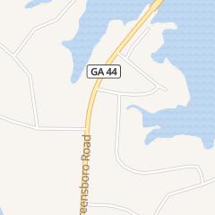 Directions for Dollar General Store in Eatonton, GA 1124 Greensboro Rd