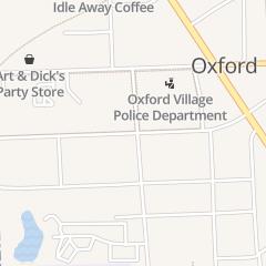 Directions for Dobrusin Thennisch in Oxford, MI 29 Pontiac St