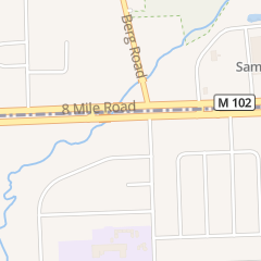 Directions for Prestige Club in Detroit, MI 22925 W 8 Mile Rd