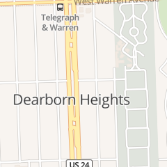 Directions for Ponderosa Steakhouse in Dearborn Heights, MI 6636 N Telegraph Rd