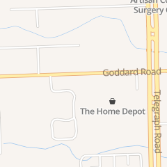 Directions for Medsupply in Taylor, MI 24455 Goddard Rd