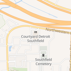 Directions for Courtyard by Marriott in Southfield, MI 27027 Northwestern Hwy