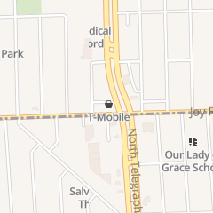 Directions for Nina Nail Salon in Redford, MI 24024 Joy Rd