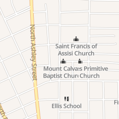 Directions for MT. Calvary Baptist Church in Valdosta, GA 500 E Force St