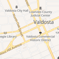 Directions for First Baptist Church in Valdosta, GA 200 W Central Ave