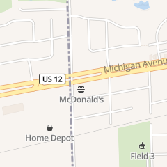 Directions for Mcdonald's Restaurant in Dearborn, MI 25341 Michigan Ave