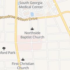 Directions for Northside Baptist Church in Valdosta, GA 200 E Park Ave